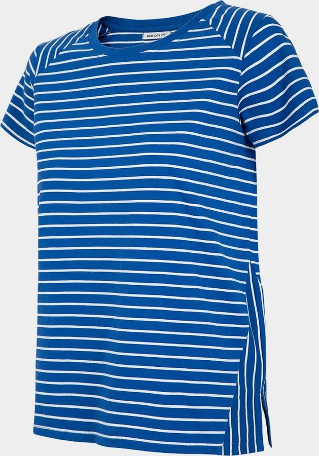 Modré dámské tričko s krátkým rukávem Outhorn