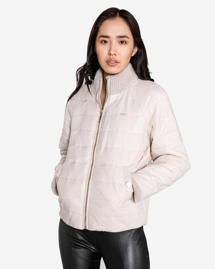 Béžová dámská bunda Liu Jo - velikost XS