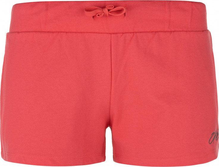Růžové sportovní dámské kraťasy Kilpi