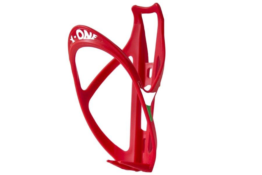 Červený košík na láhev Maxbike