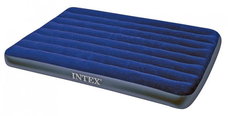 Nafukovací matrace INTEX - délka 191 cm a šířka 137 cm
