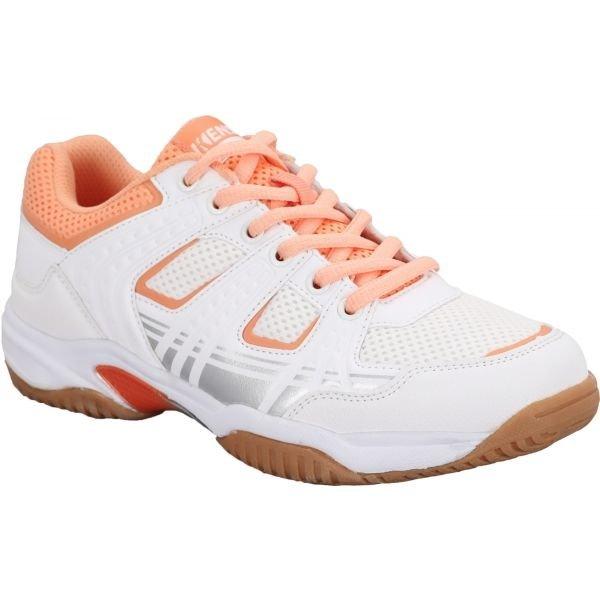 Bílá dámská sálová obuv Kensis