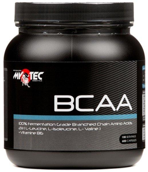 BCAA MyoTec - 600 ks