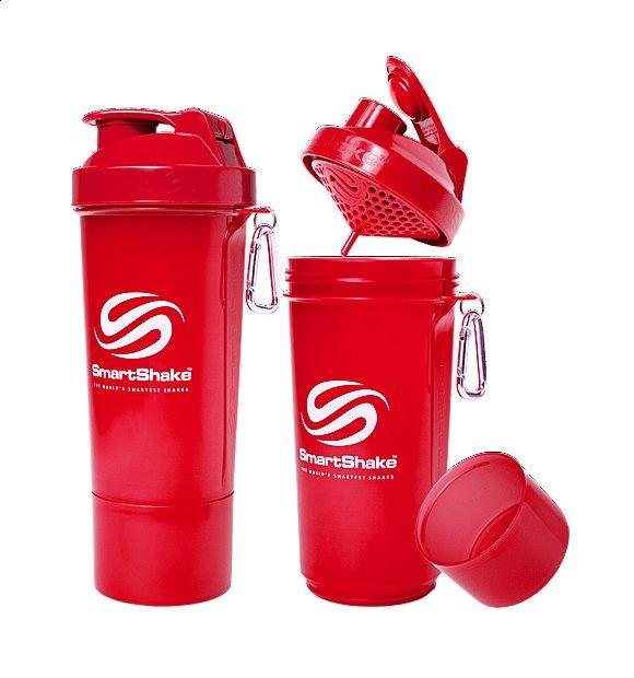 Shaker - Šejkr Smart Shake 600 ml Fialová