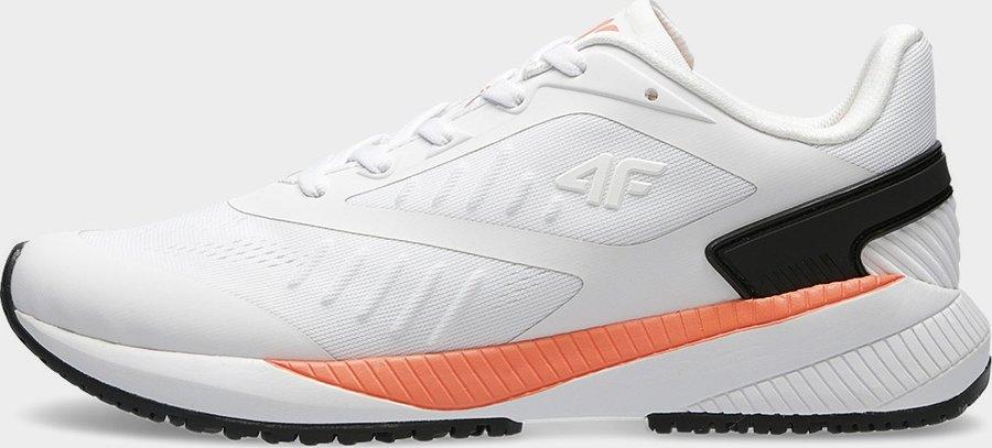Bílé dámské tenisky 4F