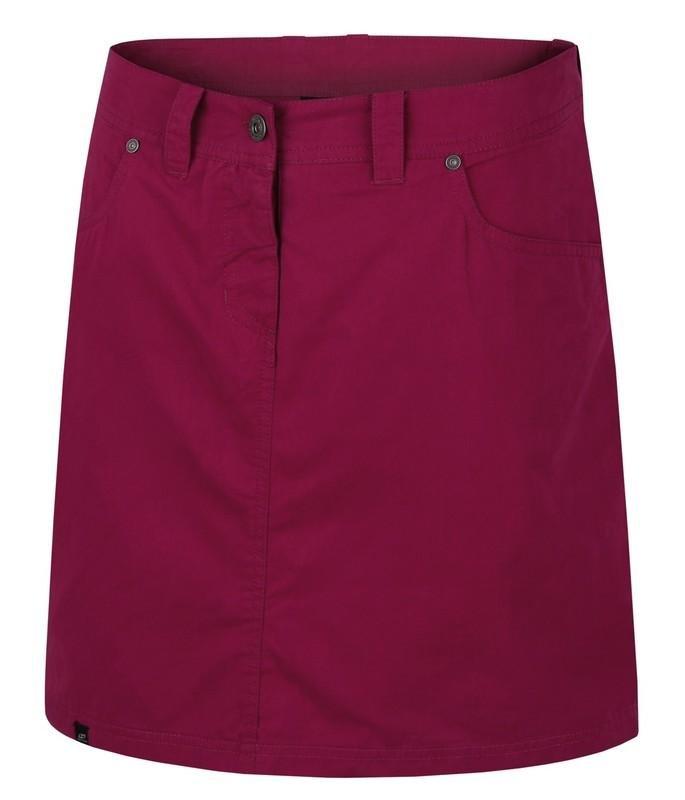 Červená dámská sukně Hannah