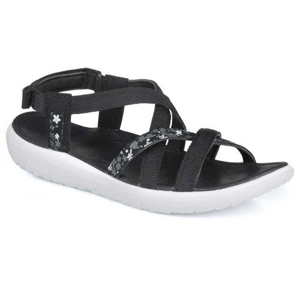 Černé dámské sandály Loap