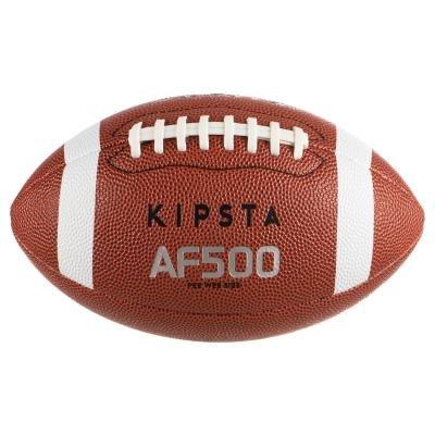 Hnědý míč na americký fotbal Af500Bpw, Kipsta