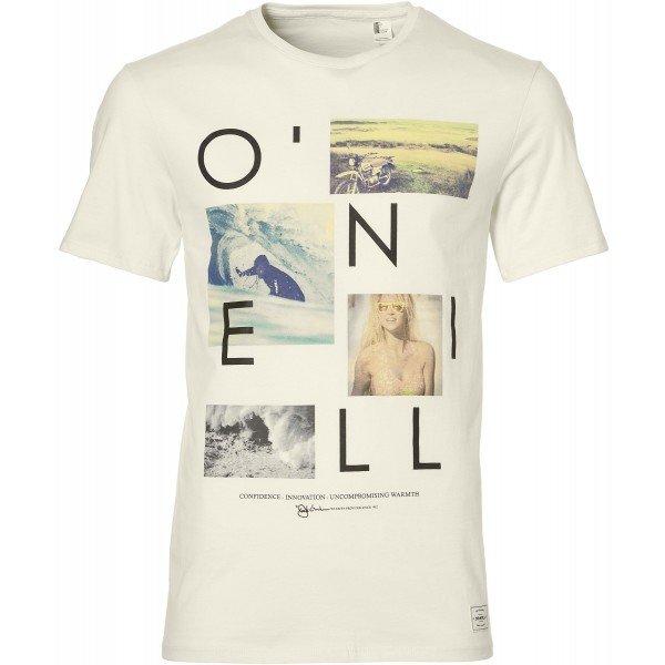 Bílé pánské tričko s krátkým rukávem O'Neill