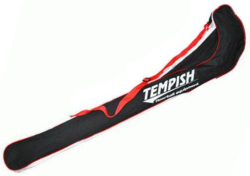 Černý florbalový vak na hůl Tempish