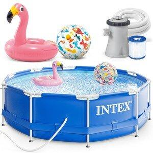 Nadzemní kruhový bazén INTEX - průměr 305 cm a výška 76 cm