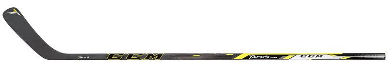 Hokejka - Kompozitová hůl CCM TACKS 1052 GRIP Junior Provedení: pravá 19 - flex 50