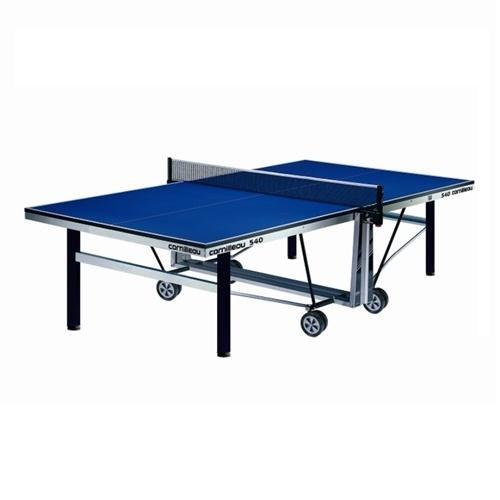 Modrý vnitřní stůl na stolní tenis 540 Competition, Cornilleau