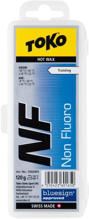 Vosk - oko NF Hot Wax - 120 g blue uni