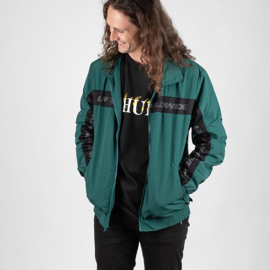 Zelená pánská bunda Huf