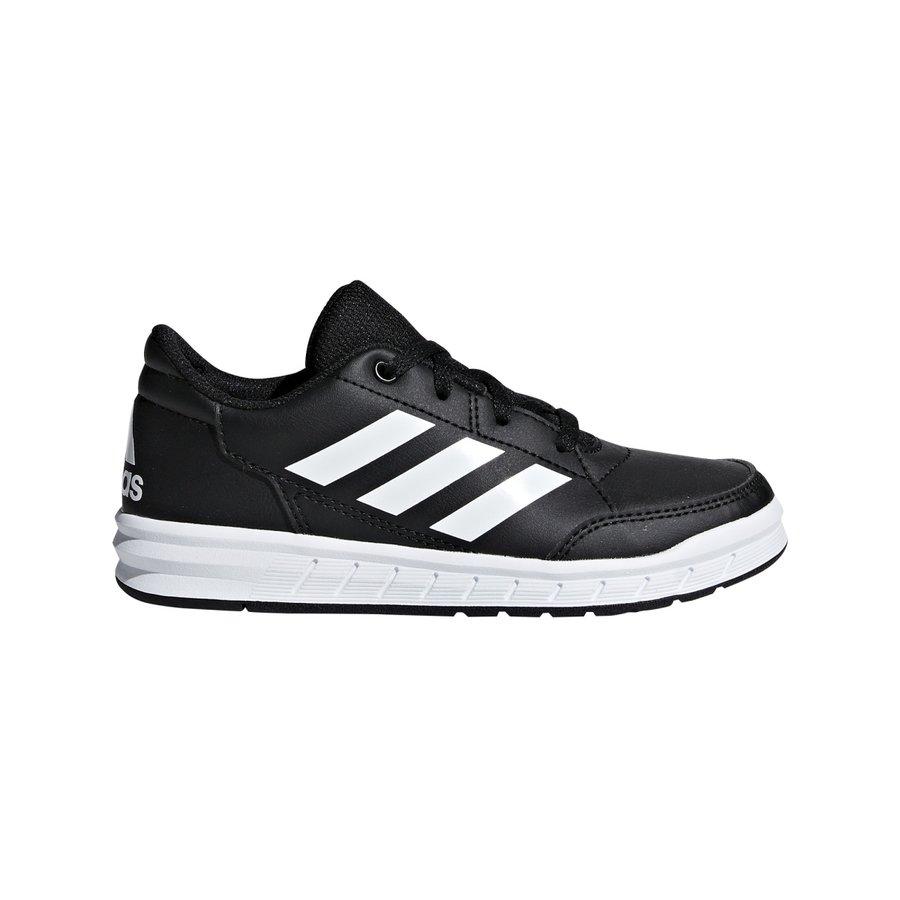 Černé dětské tenisky Adidas - velikost 28 EU