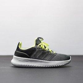 Bílo-černé dětské chlapecké nebo dívčí tenisky Adidas - velikost 38 2/3 EU