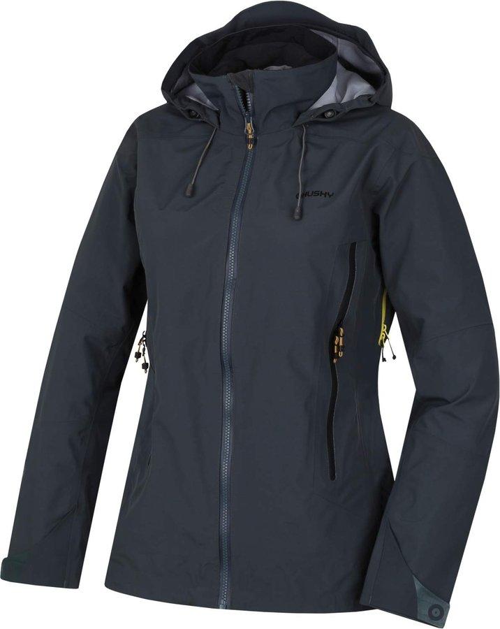 Černá dámská bunda Husky - velikost XL