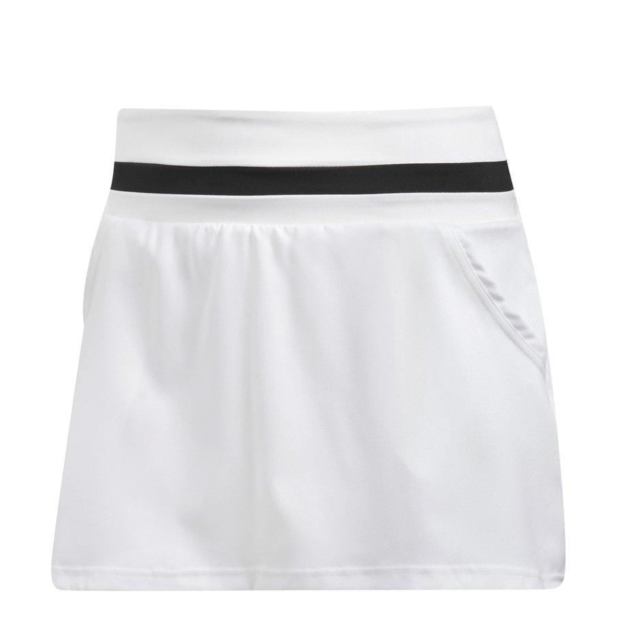 Bílá dámská tenisová sukně Adidas - velikost XS