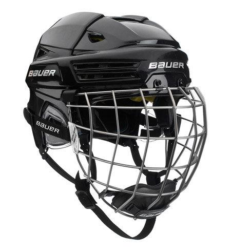 Hokejová helma - Bauer Re-Akt 200 Combo SR černá S (51-56 cm)
