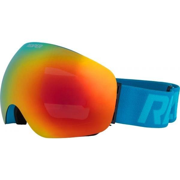 Modré brýle na snowboard Reaper