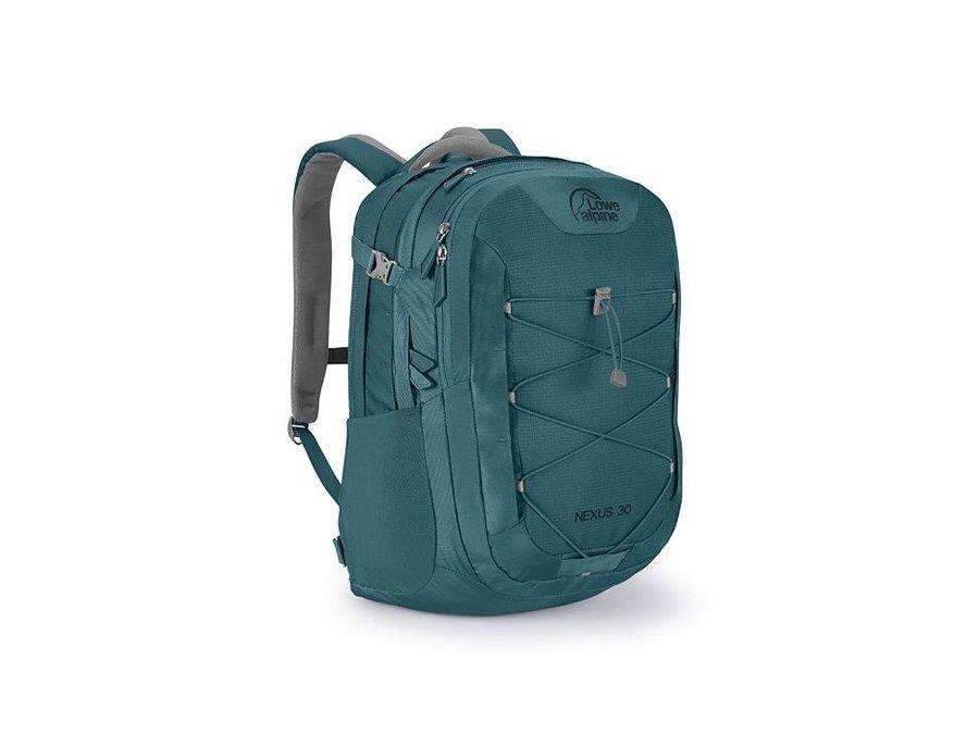 Modrý turistický batoh Lowe Alpine - objem 30 l