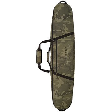 Zelený obal na snowboard Burton - délka 170 cm