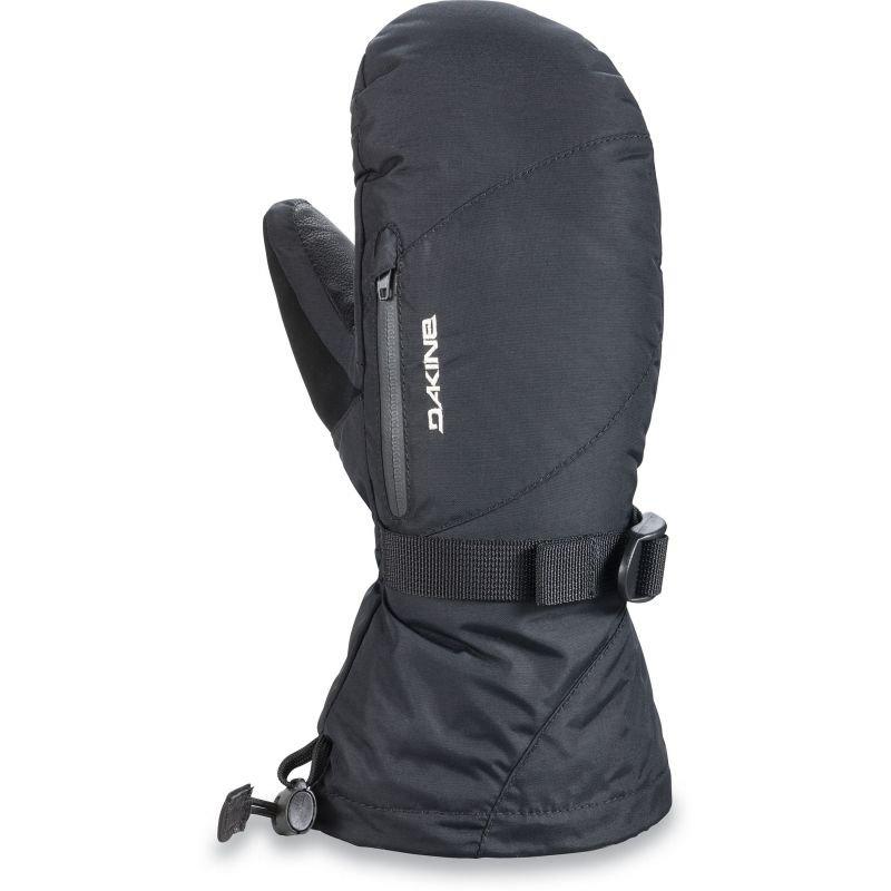 Černé zimní rukavice Dakine - velikost XS