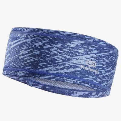 Modrá běžecká čelenka Kalenji