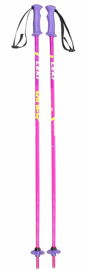 Dětské lyžařské hole Leki