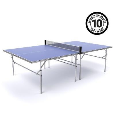 Modrý venkovní stůl na stolní tenis PPT 130 / FT 720, Pongori
