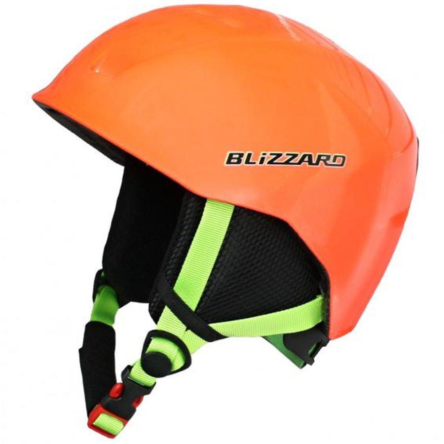 Oranžová lyžařská helma Signal, Blizzard - velikost 51-54 cm