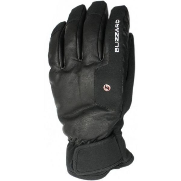 Černé lyžařské rukavice Blizzard