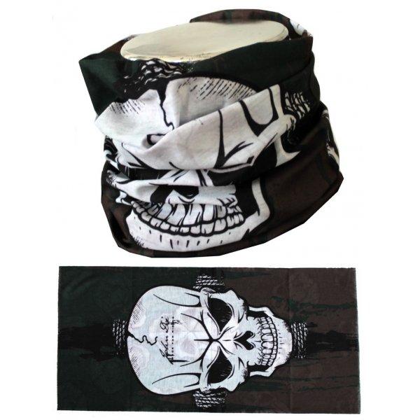 Šátek Scarf Skull, MTHDR