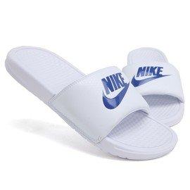 Bílé pánské pantofle Nike