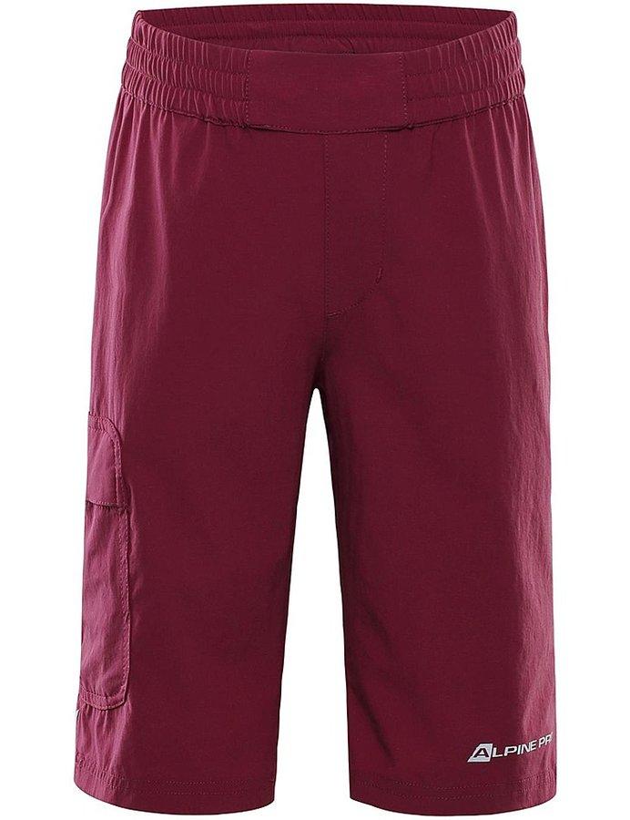 Kraťasy - Dětské kraťasy/kalhoty Alpine Pro vel. 5 - 7 let, 116 - 122 cm