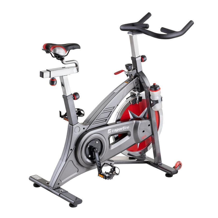 Cyklotrenažér Signa, Insportline - nosnost 120 kg