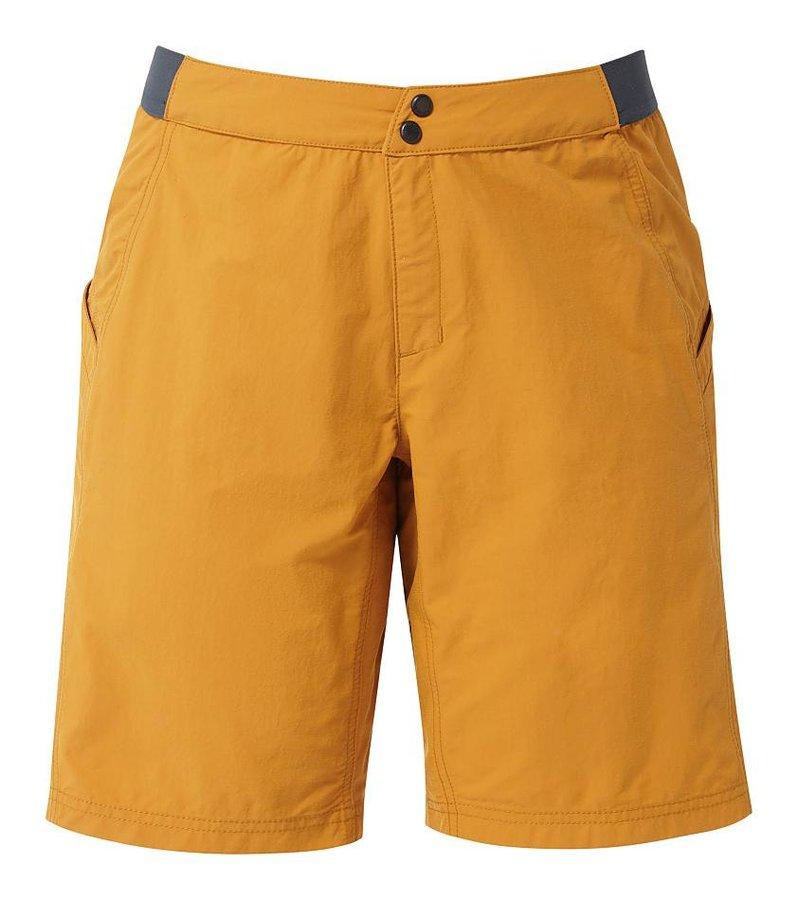 Oranžové dámské turistické kraťasy Mountain Equipment - velikost M