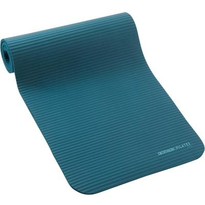 Modrá podložka na cvičení Domyos - tloušťka 1 cm