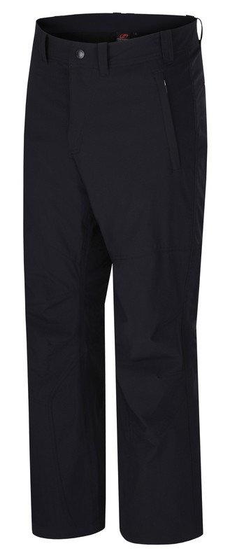 Černé pánské kalhoty Hannah