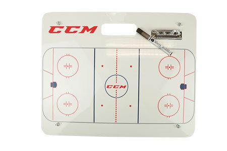 Hokejová trenérská tabule - Taktická tabule CCM 51x41 cm