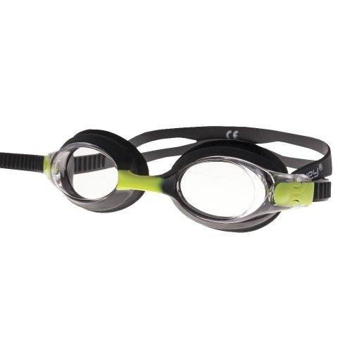 Černé plavecké brýle MELLON, Spokey