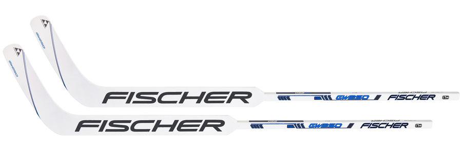 Brankářská hokejka - senior GW250, Fischer - délka 66 cm