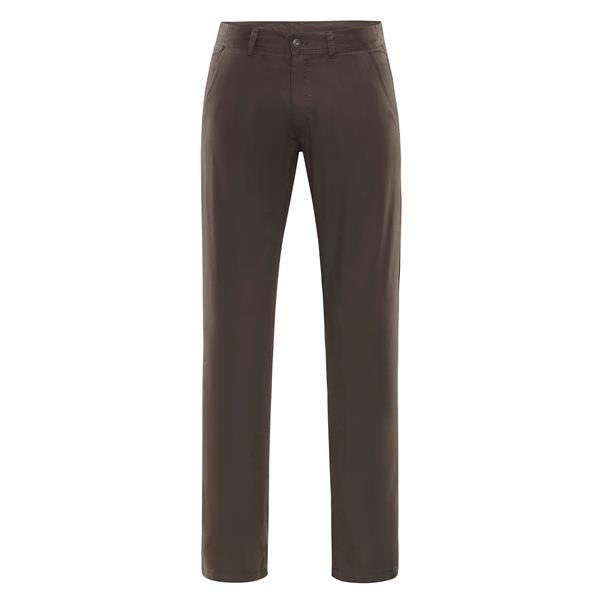 Hnědé pánské kalhoty Alpine Pro - velikost 46