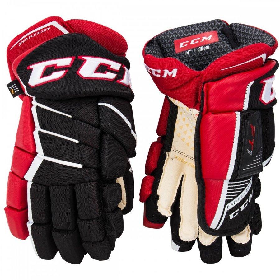 Hokejové rukavice Jetspeed FT1, CCM