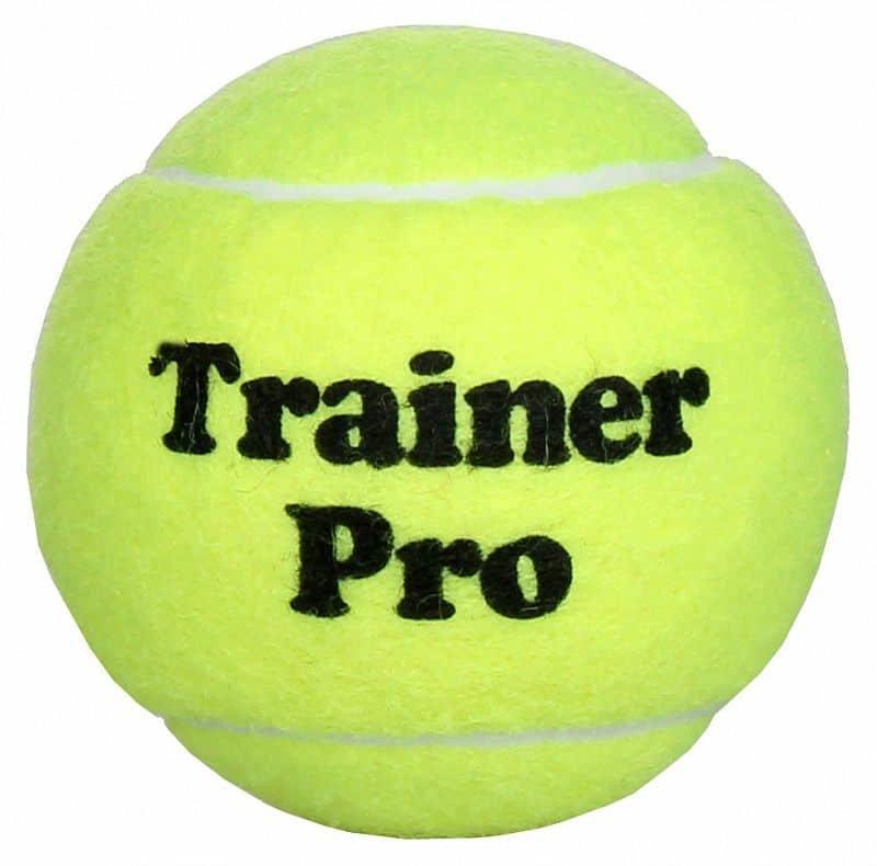 Tenisový míček - Trainer tréninkové tenisové míče balení: 1 ks