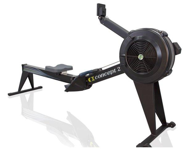 Veslovací trenažér E PM5, Concept2 - nosnost 227 kg