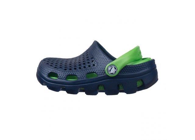 Modré sandály Coqui