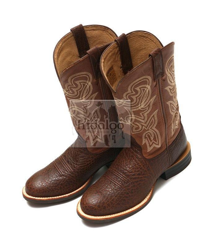 Hnědé dámské jezdecké boty Twisted Boots
