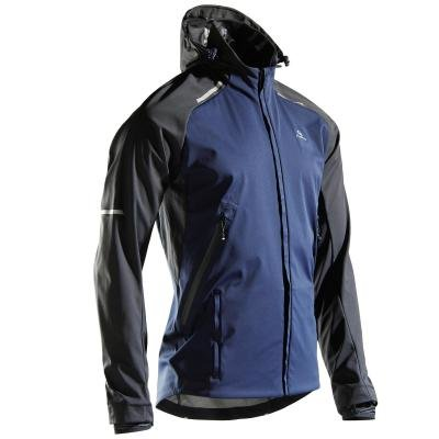 Modrá běžecká bunda Kiprun, Kalenji